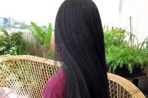 ヘナとインディゴで8割白髪が黒髪の衝撃